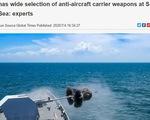Báo Trung Quốc dọa Mỹ: