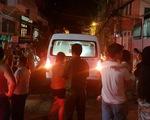 Phát hiện bé trai sơ sinh bị bỏ rơi trên ghế đá ở quận Tân Phú, TP.HCM