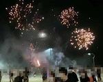 Dân Hàn nổi giận vì người Mỹ đốt pháo bất chấp lệnh cấm, không đeo khẩu trang
