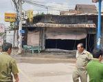 3 người chết cháy giữa ban ngày trong tiệm cầm đồ