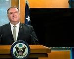 Ông Pompeo: Mỹ sẽ giới hạn thị thực một số quan chức Trung Quốc