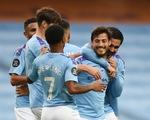 Man City vùi dập Newcastle 5-0 tại Etihad