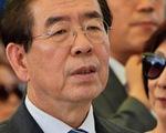 Thị trưởng Seoul biến mất,