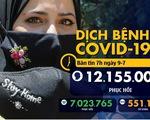 COVID-19 ngày 9-7: Indonesia ghi nhận kỷ lục ca nhiễm trong ngày