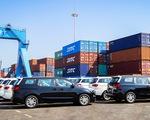 Thaco xuất khẩu xe du lịch sang Thái Lan