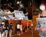 Trùm truyền thông Jimmy Lai bị bắt: dân Hong Kong xếp hàng mua báo, cổ phiếu ủng hộ