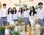 Tái chế cùi bắp, học sinh Việt Nam vô địch cuộc thi Khởi nghiệp trẻ quốc tế 2020