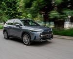 """Toyota tiếp tục quyết tâm """"xanh hóa"""" với Corolla Cross hybrid"""