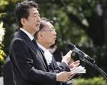 Đài NHK: Thủ tướng Nhật Shinzo Abe sẽ từ chức vì lý do sức khỏe