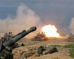 Đài Loan tăng 10% chi tiêu quân sự trước sức ép từ Trung Quốc
