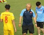 Dời các trận vòng loại World Cup 2022: Park Hang Seo