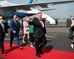 Công du 4 nước Trung, Đông Âu: Ông Pompeo vận động tẩy chay Huawei