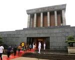 Mở cửa Lăng Chủ tịch Hồ Chí Minh từ 15-8