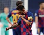 Trao đổi với HLV Koeman, Messi nói
