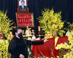 Vĩnh biệt Nguyên Tổng Bí Thư Lê Khả Phiêu: Tay nắm chặt tay, mong Anh  yên nghỉ