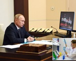 Nga tuyên bố đã sản xuất lô vắc xin đầu tiên, ông Trump