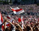 Pháp, Đức ủng hộ người biểu tình phản đối kết quả bầu cử Tổng thống ở Belarus