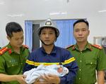 Giải cứu bé sơ sinh bị bỏ rơi: Người dân hay công an đã khoan đục tường cứu bé?