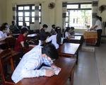 Thầy giáo coi thi tốt nghiệp THPT mắc COVID-19: Xét nghiệm 1.295 người F1, F2