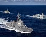 Tập trận RIMPAC tập trung vào chống tàu ngầm và chống hạm nổi
