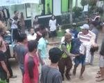 23 người bị sét đánh ở trận đấu bóng đá mừng Ngày độc lập của Indonesia