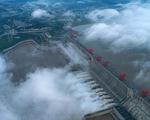 Nước đổ về đập Tam Hiệp Trung Quốc lớn nhất