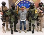 Mexico bắt trùm ma túy