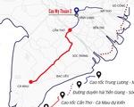 Từ Sài Gòn đi về Cà Mau bằng đường ven biển