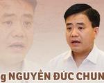 Khởi tố, bắt tạm giam chủ tịch Hà Nội Nguyễn Đức Chung