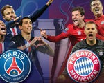 Tương quan sức mạnh giữa PSG và Bayern ở chung kết Champions League