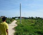 Sai phạm đất đai ở Phan Thiết: Dân chờ từng ngày xem