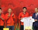 HLV Park Hang Seo được trao Huân chương Lao động hạng nhì
