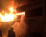Cứu 6 người cùng nhiều tài sản trong đám cháy lúc rạng sáng