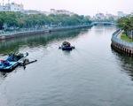 Hoàn tất nạo vét 122.000m3 bùn, kênh Nhiêu Lộc - Thị Nghè thêm trong xanh