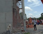 Tai nạn tại công trình nhà đang xây, 2 người chết