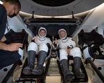 Tàu Crew Dragon của SpaceX đáp thành công trên biển