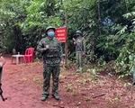 Lính biên phòng hai lần hoãn cưới để chống dịch COVID-19