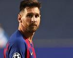 Messi và Barca cùng phản ứng