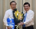 Ông Huỳnh Thanh Nhân làm giám đốc Sở Nội vụ TP.HCM
