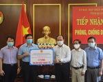 Sau Đà Nẵng, Hải Phòng ủng hộ Quảng Nam 5 tỉ
