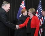 Việt Nam hoan nghênh công hàm Biển Đông của Úc