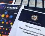 Nghi ngờ Nga, Mỹ treo thưởng 10 triệu USD bắt kẻ can thiệp bầu cử
