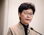 Mỹ công bố trừng phạt bà Carrie Lam và một loạt quan chức Trung Quốc, Hong Kong