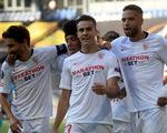 Sao mượn từ Real Madrid tỏa sáng giúp Sevilla đi tiếp ở Europa League
