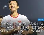 Trả lời phỏng vấn FIFA, Văn Hậu tự tin: