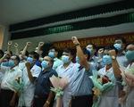 Thêm 10 cán bộ y tế từ Bình Định vào chi viện Quảng Nam chống dịch