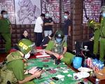 Phát hiện 18 thanh thiếu niên dương tính với ma túy trong quán karaoke