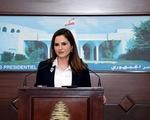 Bộ trưởng thông tin Lebanon từ chức sau vụ nổ ở Beirut