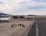 Bộ trưởng Mỹ tới Đài Loan, bắt đầu chuyến thăm
