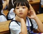 Sáng nay 1-9, hơn 1 triệu học sinh TP.HCM tựu trường